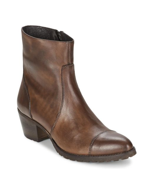 Liebeskind | Aversa Women's Mid Boots In Brown | Lyst