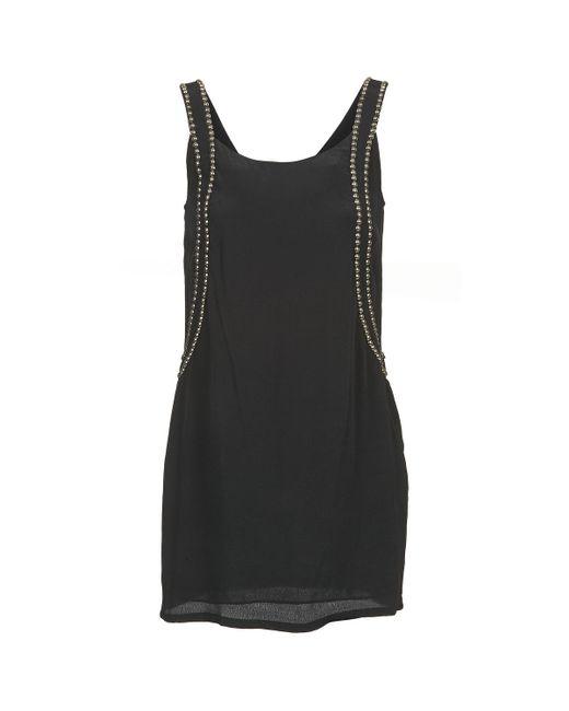 See U Soon   Carrie Women's Dress In Black   Lyst