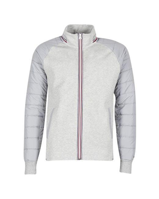 Tommy Hilfiger   Gray Tori Z Thru Men's Jacket In Grey for Men   Lyst