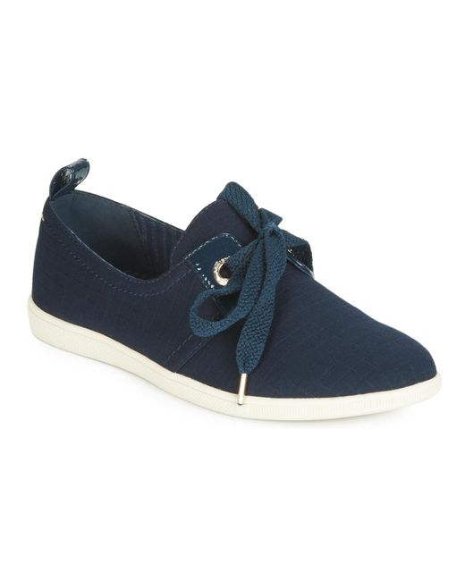 Armistice Lage Sneakers Stone One in het Blue