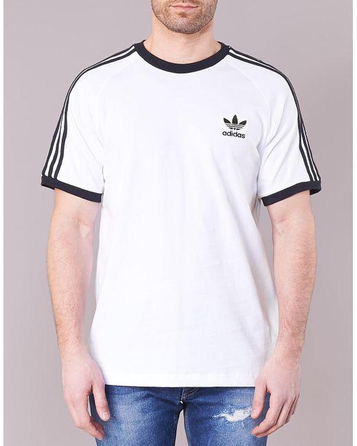 Shirt De Homme California Coloris Blanc T Aj35R4L