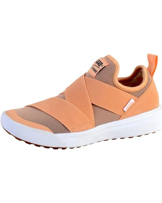 Basket Ultrarange Gore A femmes Chaussures en orange Vans - Lyst