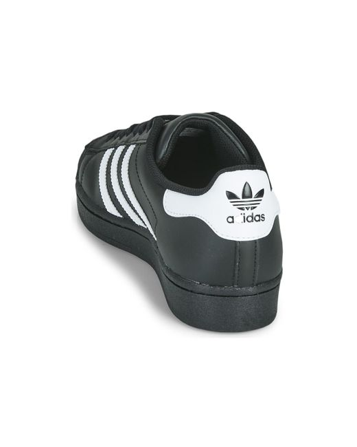 SUPERSTAR Adidas de color Black
