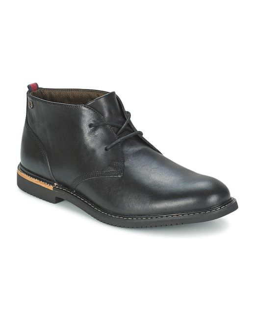 Timberland | Brook Park Chukka Men's Mid Boots In Black for Men | Lyst