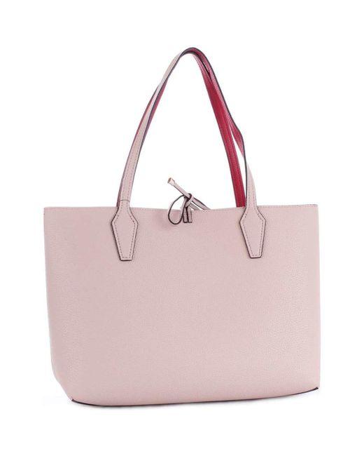 e7938b5aa6 ... Guess - Pink HWVG6422150 femmes Sac à main en Multicolor for Men - Lyst  ...