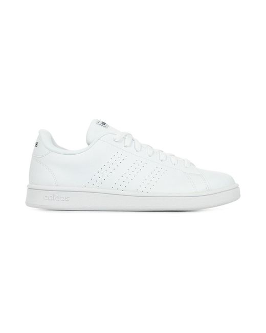Chaussures Sportswear Homme Advantage Base Chaussures Adidas en coloris White