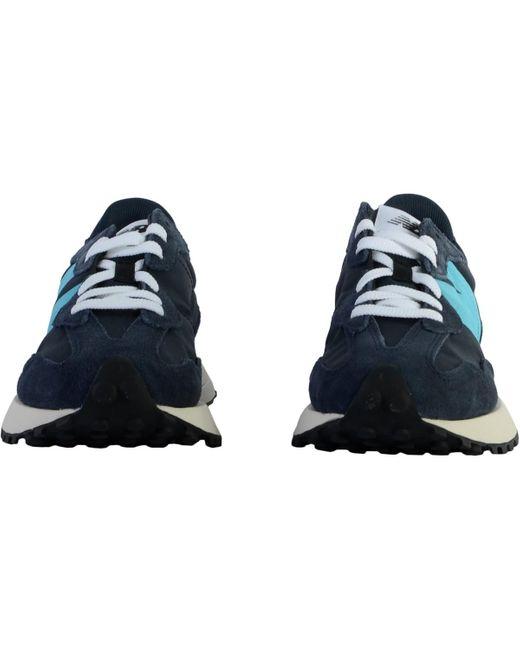 Basket Cuir 327 Homme Chaussures New Balance pour homme en coloris ...