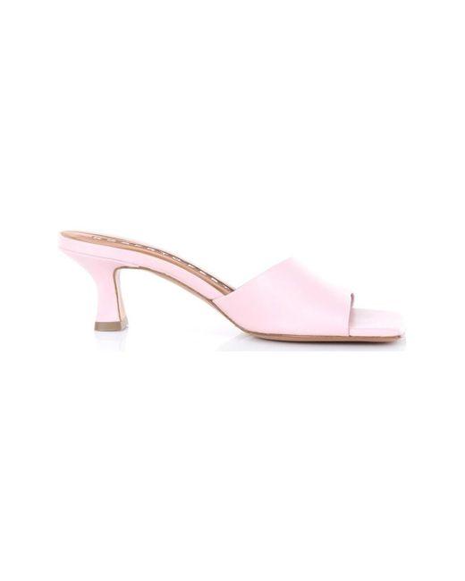 Chaussures escarpins ELEONOR Roberto Festa Milano en coloris Pink