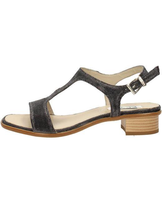 Keys - Gray 5409 Sandal Women Grey Women's Sandals In Grey - Lyst