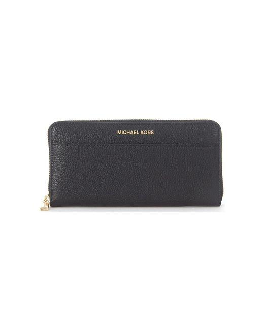 ea6b5b8fd17ce2 MICHAEL Michael Kors - Mercer Black Saffiano Leather Wallet Men's Purse  Wallet In Black for Men ...