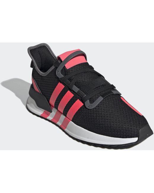 Chaussure U_Path Run Chaussures adidas pour homme en coloris Noir ...