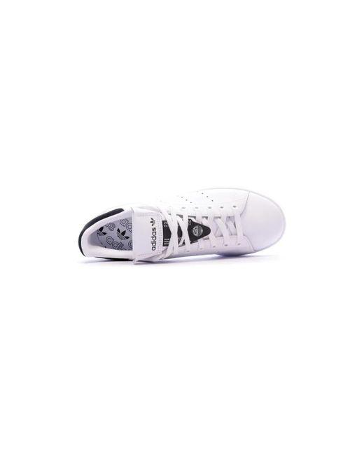 Zapatillas Adidas de hombre de color White