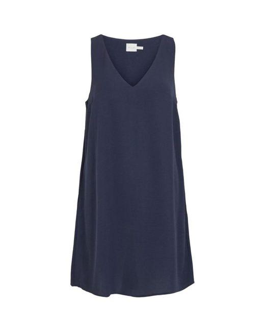 14064067/NAVY BLAZER Vila de color Blue