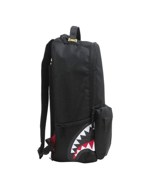 Sac à dos BLACK MASH SIDE SHARK ZAINO NERO Sprayground