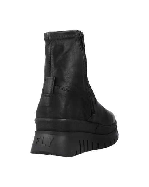 BORK060FLY Boots Fly London en coloris Black
