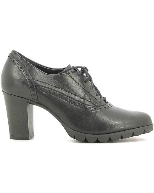 The Flexx | A701/19 Lace-up Heels Women Women's Smart / Formal Shoes In Black | Lyst
