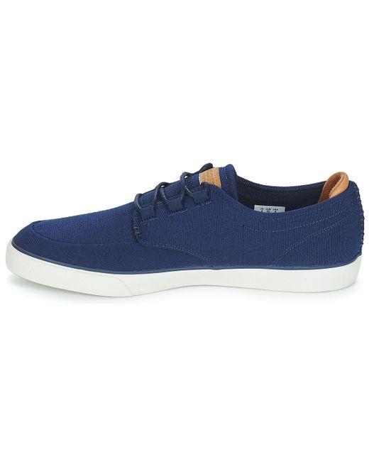Hommes Deck 119 Chaussures Esparre Bleu 3 En O0XPk8Nnw