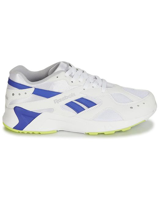 Reebok Aztrek Men s Shoes (trainers) In White in White for Men - Lyst c654463fd
