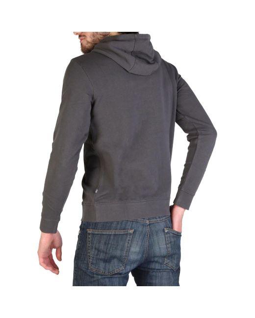 BACHU N0YINYH74 Sweat-shirt Napapijri pour homme en coloris Gray