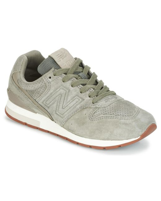 brand new f0ef4 7956c Gray Mrl996 Men's Shoes (trainers) In Grey
