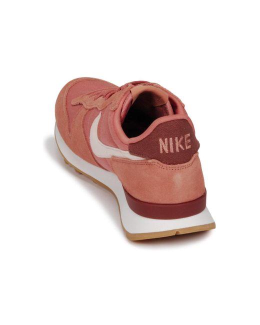 INTERNATIONALIST W femmes Chaussures en rose