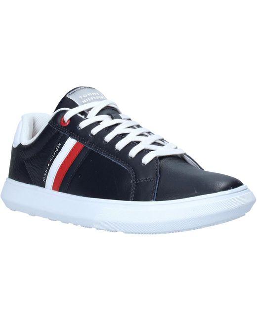 FM0FM02668 Chaussures Tommy Hilfiger pour homme en coloris Blue