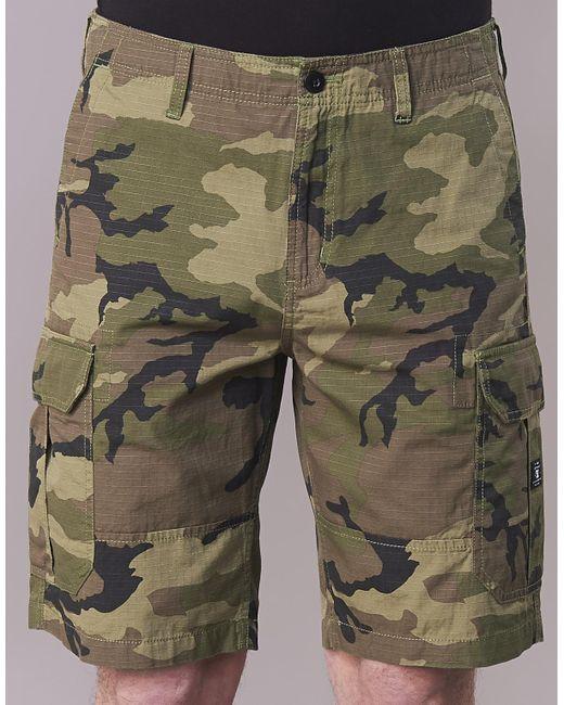 Short RPSTP CARGO 21 M WKST GSR7 DC Shoes pour homme en coloris Green