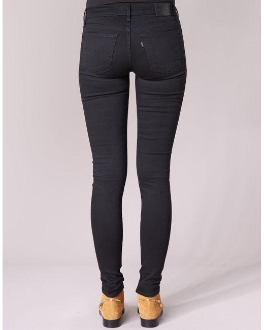 Jeans Levi's en coloris Black