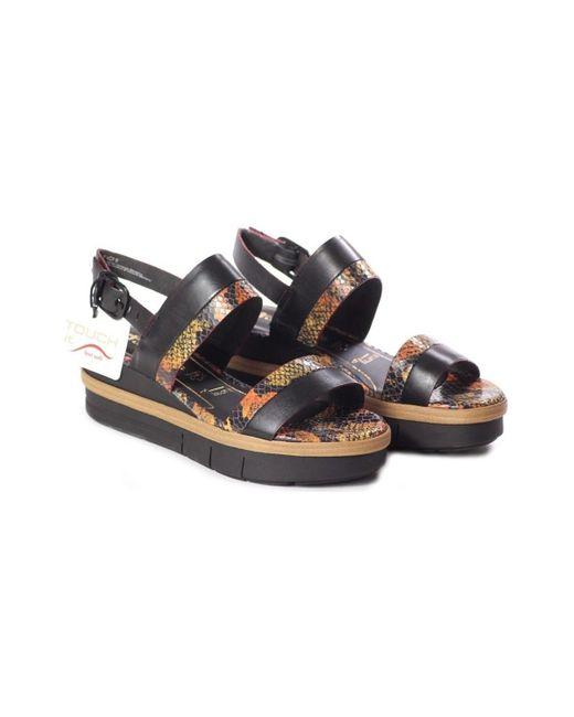 Sandales 12831024056 Tamaris en coloris Black