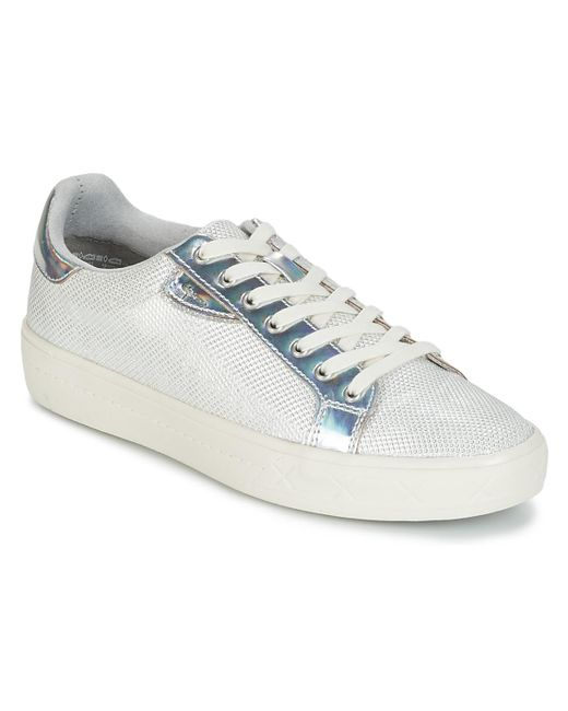 Tamaris White Racapi Shoes (trainers)
