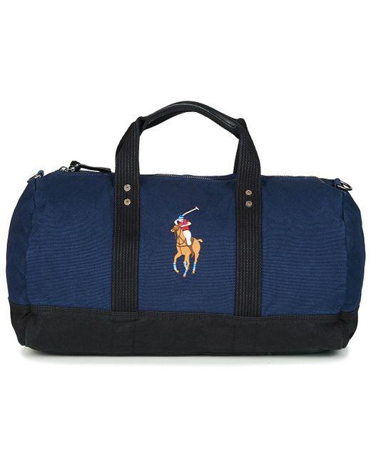 5ade51f49666 Polo Ralph Lauren - Blue PP DUFFLE-DUFFLE-MEDIUM hommes Sac de voyage en ...