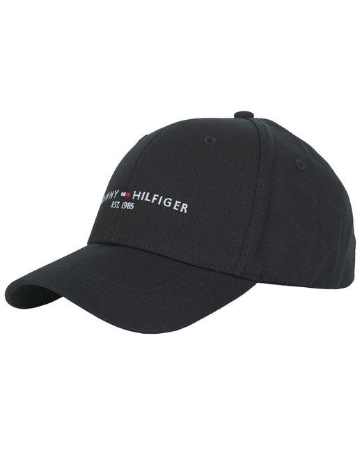 TH ESTABLISHED CAP Casquette Tommy Hilfiger pour homme en coloris Black