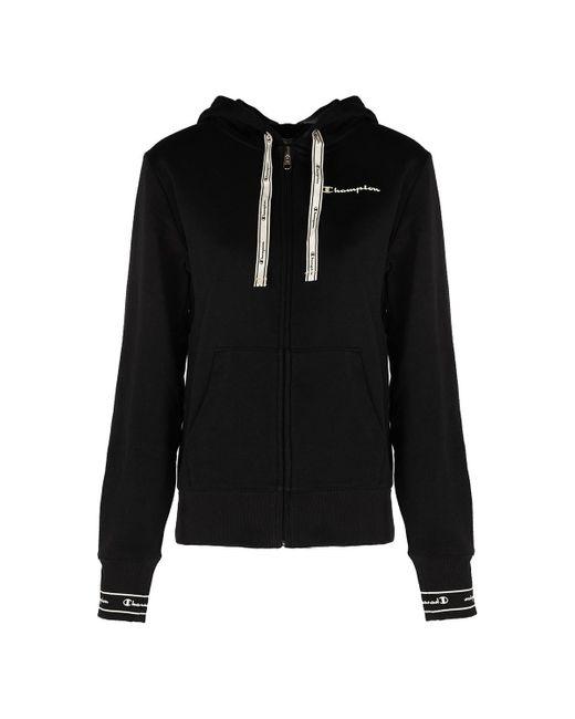 Champion Sweater in het Black