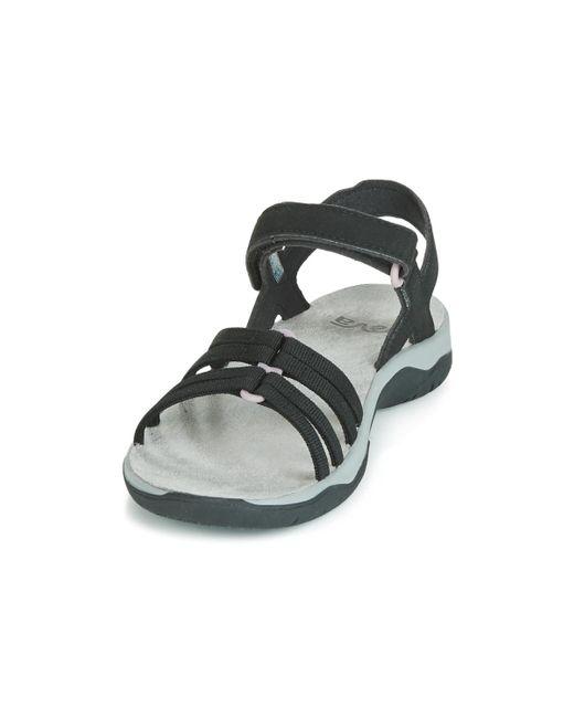Teva Sandalen Elzada Sandal Web in het Black