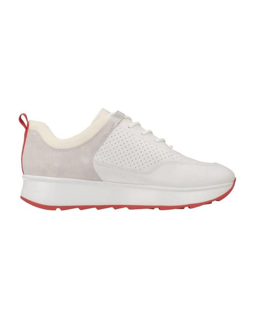 D Gendry Women's Shoes (trainers) In White