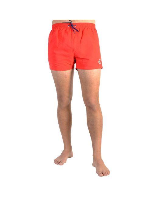 Maillot De Bain Gou Pepper Red Maillots de bain Pepe Jeans pour homme