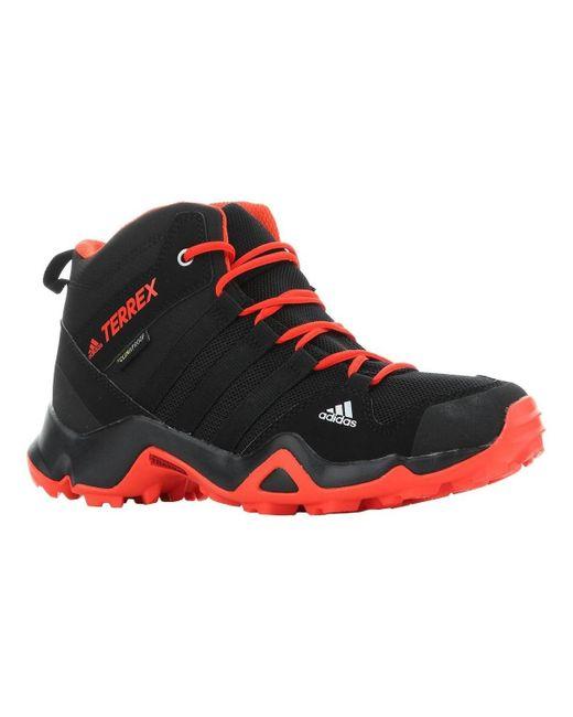 adidas Terrex Ax2r Mid Cp K Cp9682 Men's Walking Boots In