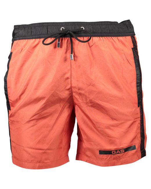 GABM01NINE AB21 Maillots de bain Gas pour homme en coloris Orange