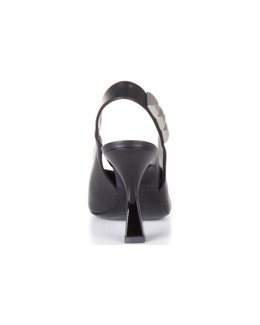 S09WL0099 PR960 Chaussures escarpins Roberto Cavalli en coloris Black