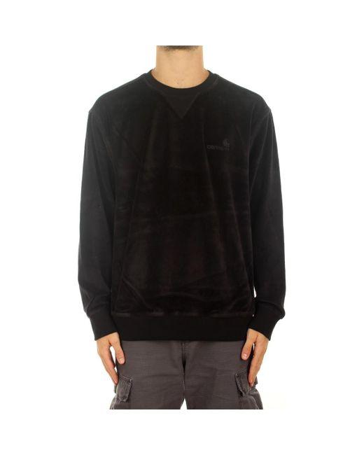 Jersey I028275 Carhartt de hombre de color Black