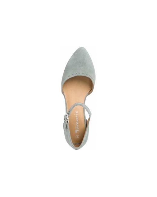 Chaussures escarpins SCARPA BLU JEANS 24210 Tamaris en coloris Green