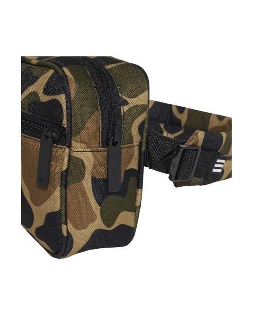 Sac à main Camouflage Crossbody Adidas en coloris Multicolor