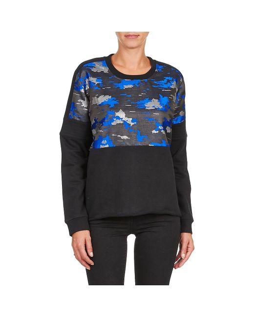 ELEVEN PARIS Sweater Fortex in het Black