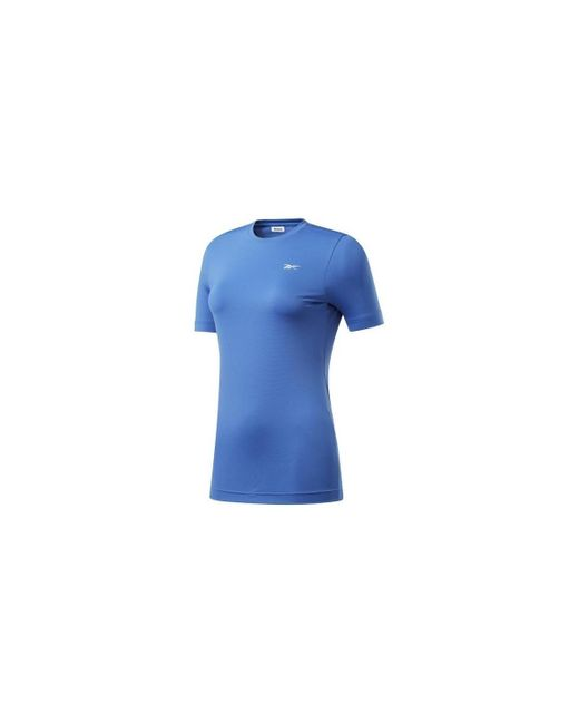 Wor SW Tee Reebok de color Blue