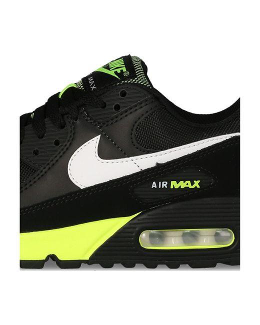 Baskets Air Max 90 Chaussures Nike pour homme en coloris Noir - Lyst