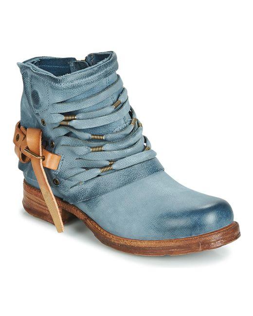 SAINT femmes Boots en bleu A.s.98 en coloris Blue