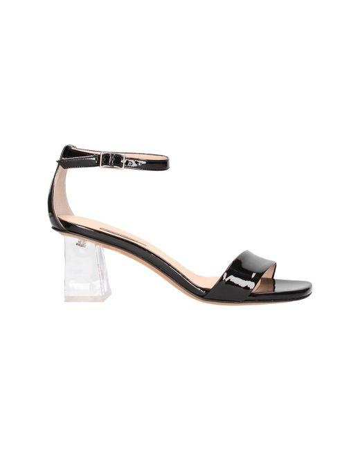 Sandales 4151 Albano en coloris Black