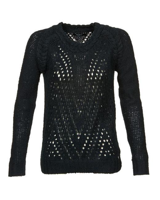 Pepe Jeans - Wych Women's Sweater In Black - Lyst