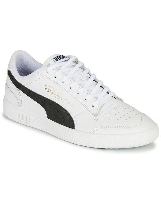 RALPH SAMPSON Chaussures Cuir PUMA pour homme en coloris Blanc - 8 ...