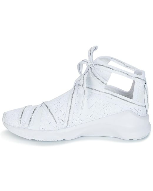 fabaa675ac8d83 ... PUMA - Fierce Rope Ep Wn s Women s Shoes (high-top Trainers) In White  ...